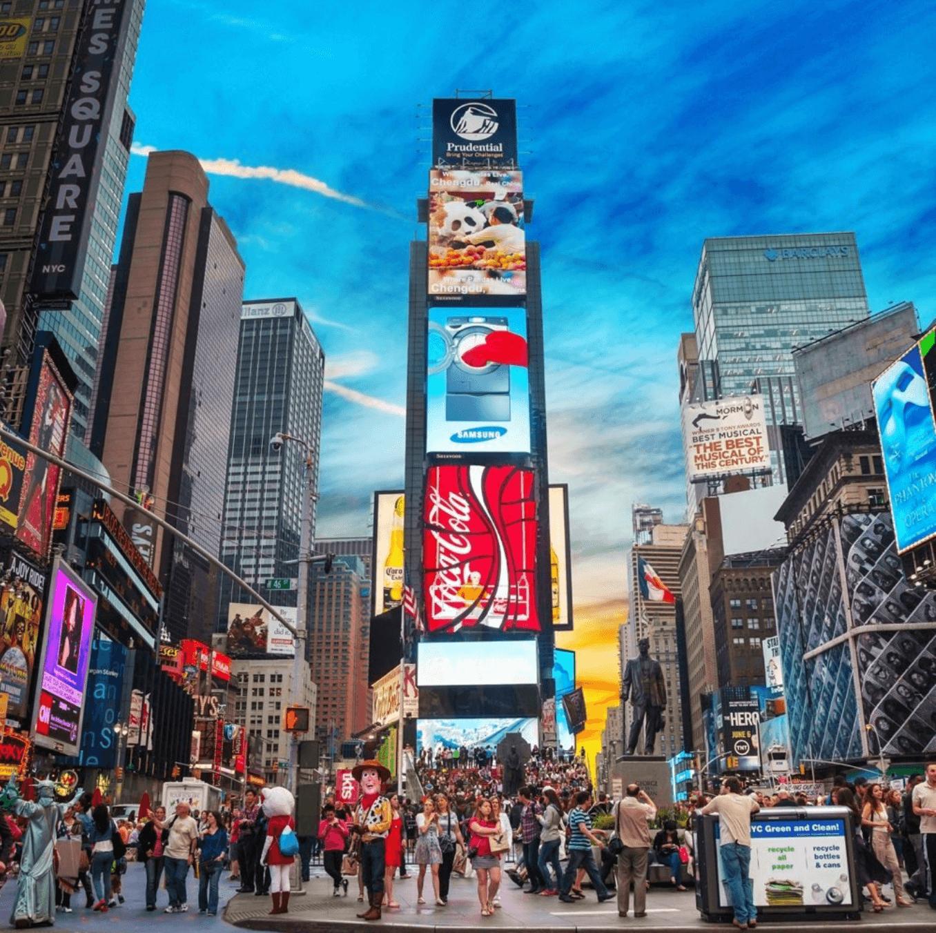 Tour – Passeggiando per la 42nd Street