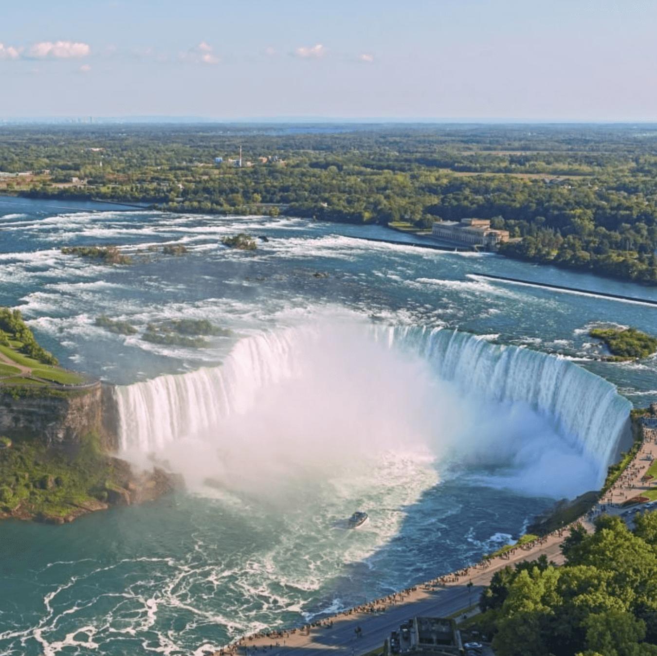 Escursione alle Cascate del Niagara (1 giorno)