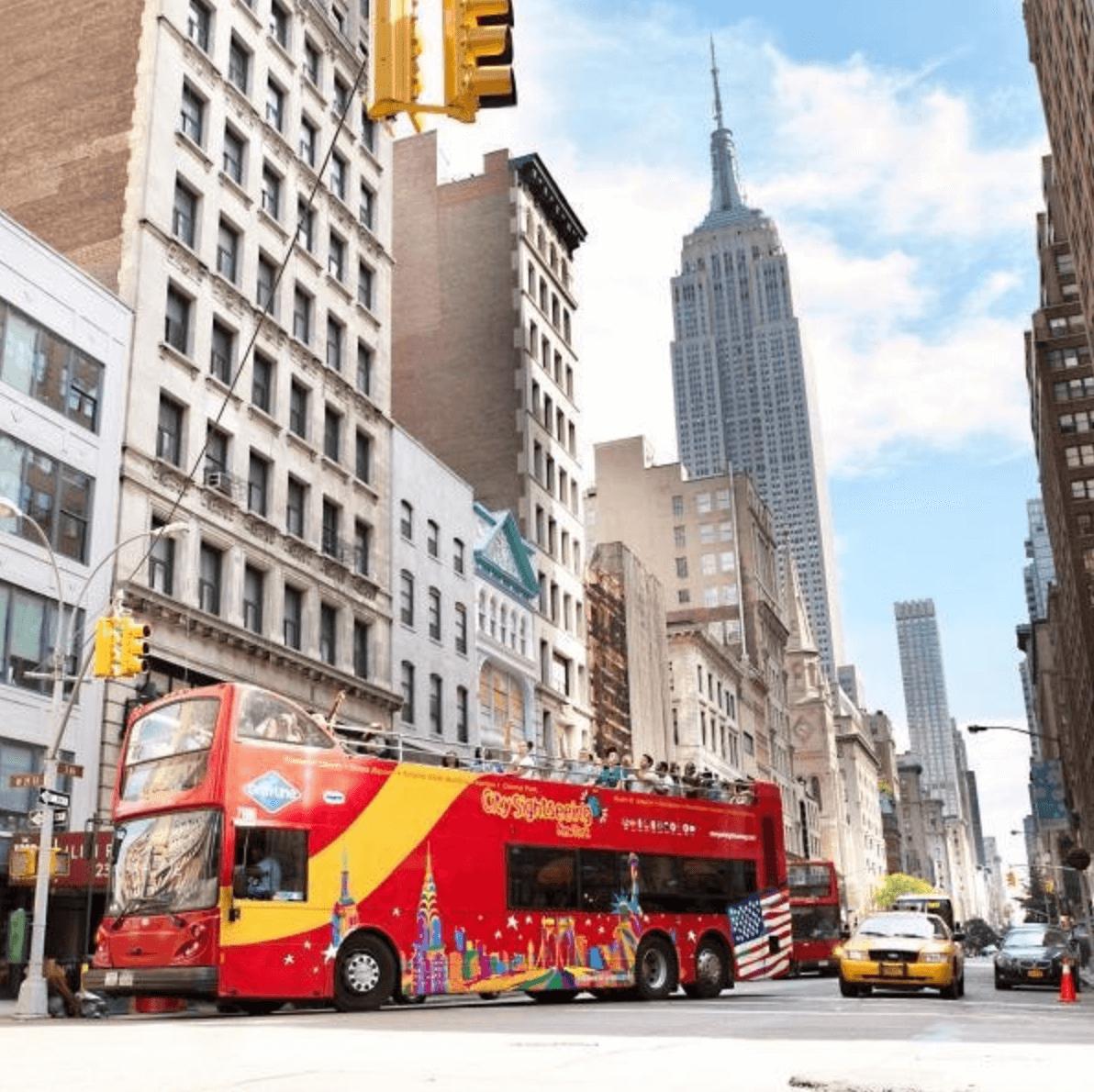 Hop ON & OFF New York City