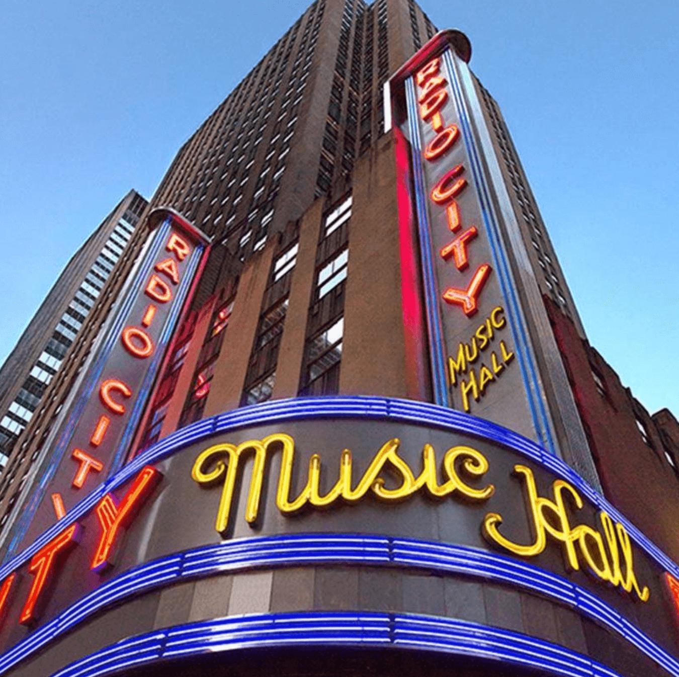 "Radio City ""Christmas Spectacular"""