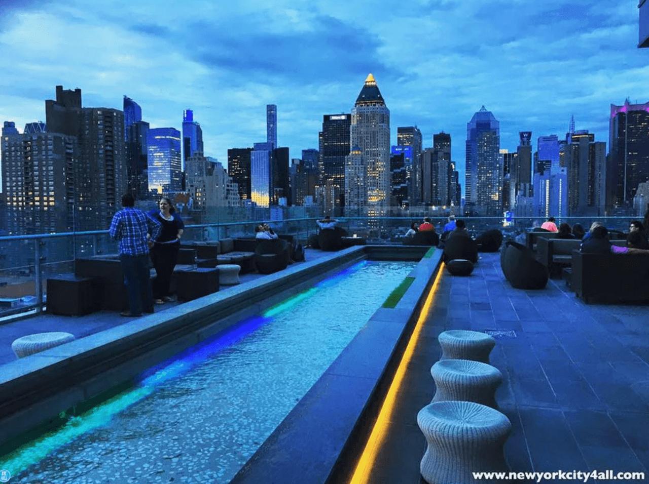 La Vera Magia Della Grande Mela La Notte New York City 4 All