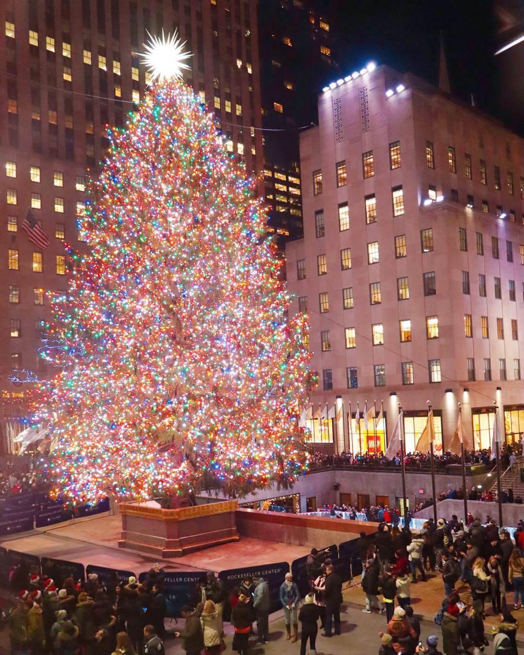Albero Di Natale New York 2020.Natale A New York 2019 Come Vivere Al Meglio L Atmosfera Natalizia