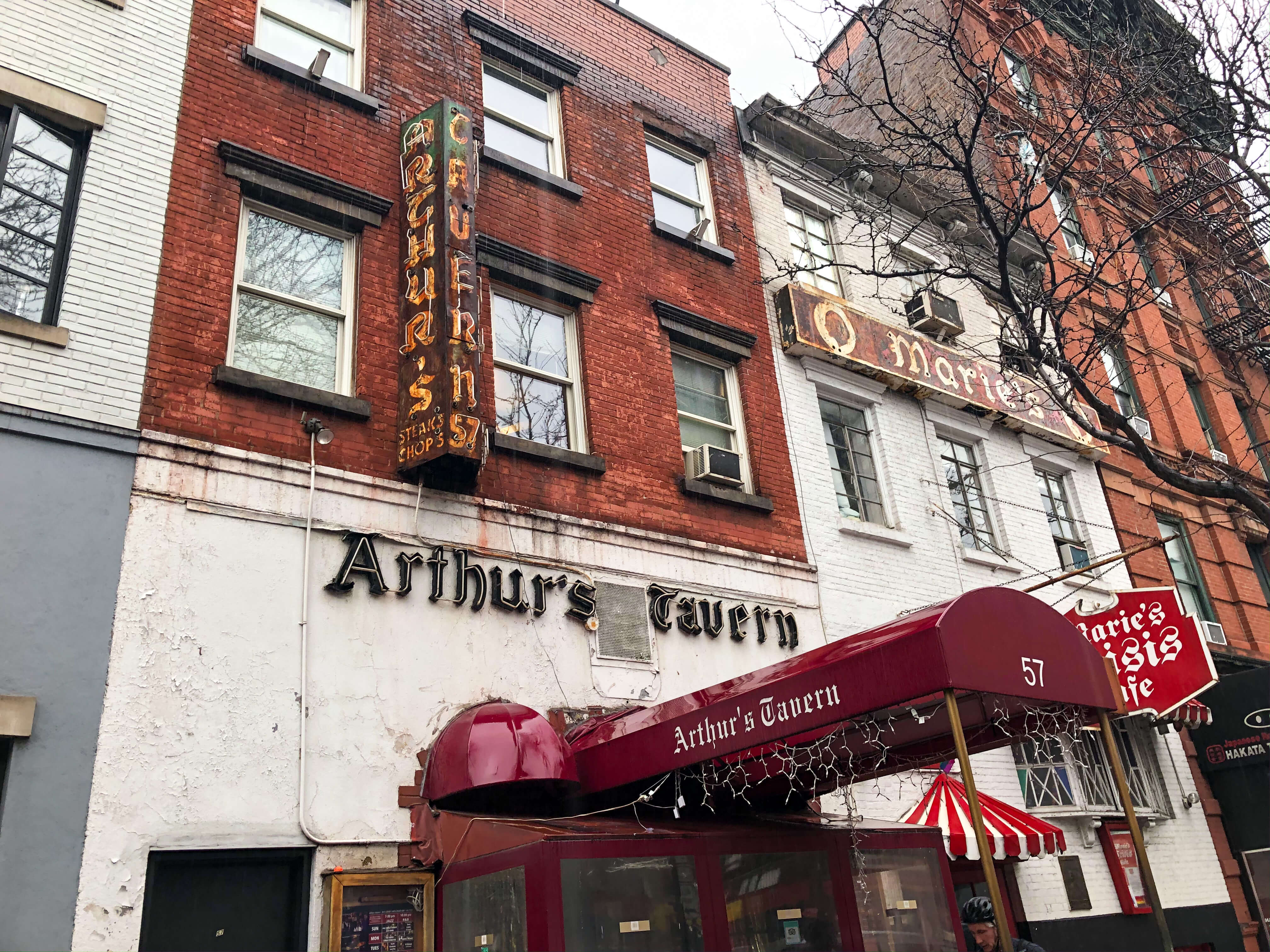 Jazz a New York, Arthur's Tavern