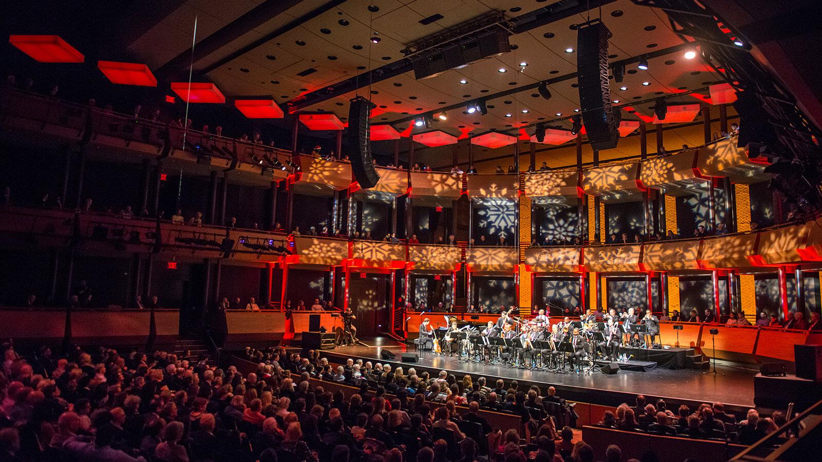 Jazz a New York, Lincoln Center