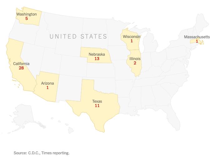Coronavirus-negli-Stati-Uniti