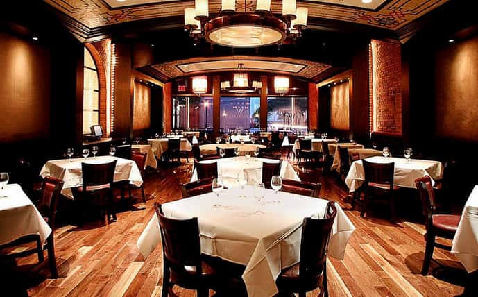 Migliori Steakhouse di New york Wolfgang's