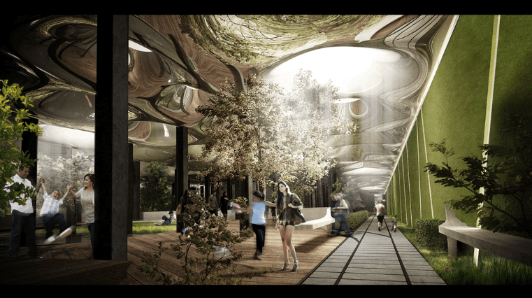 Cose Nuove a New York Lowline