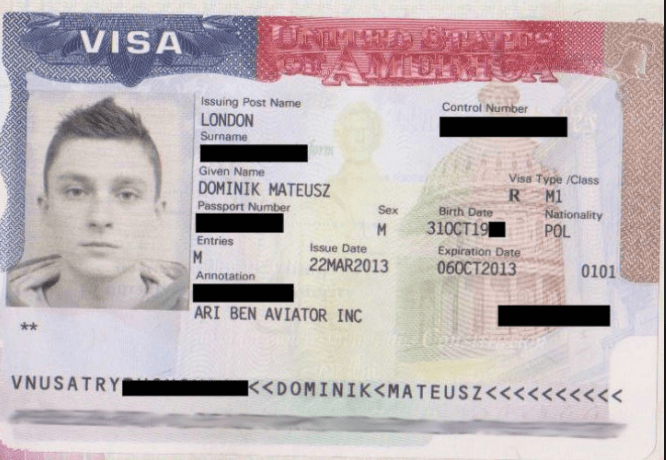 come ottenere il visto per gli USA