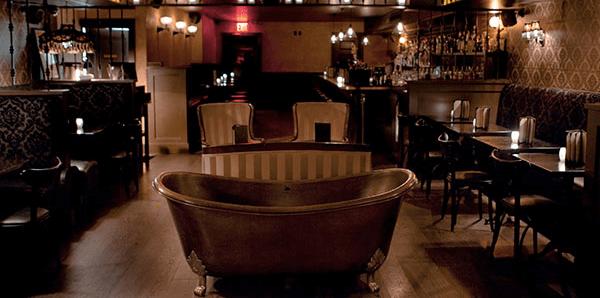 New York di sera Bathtub Gin