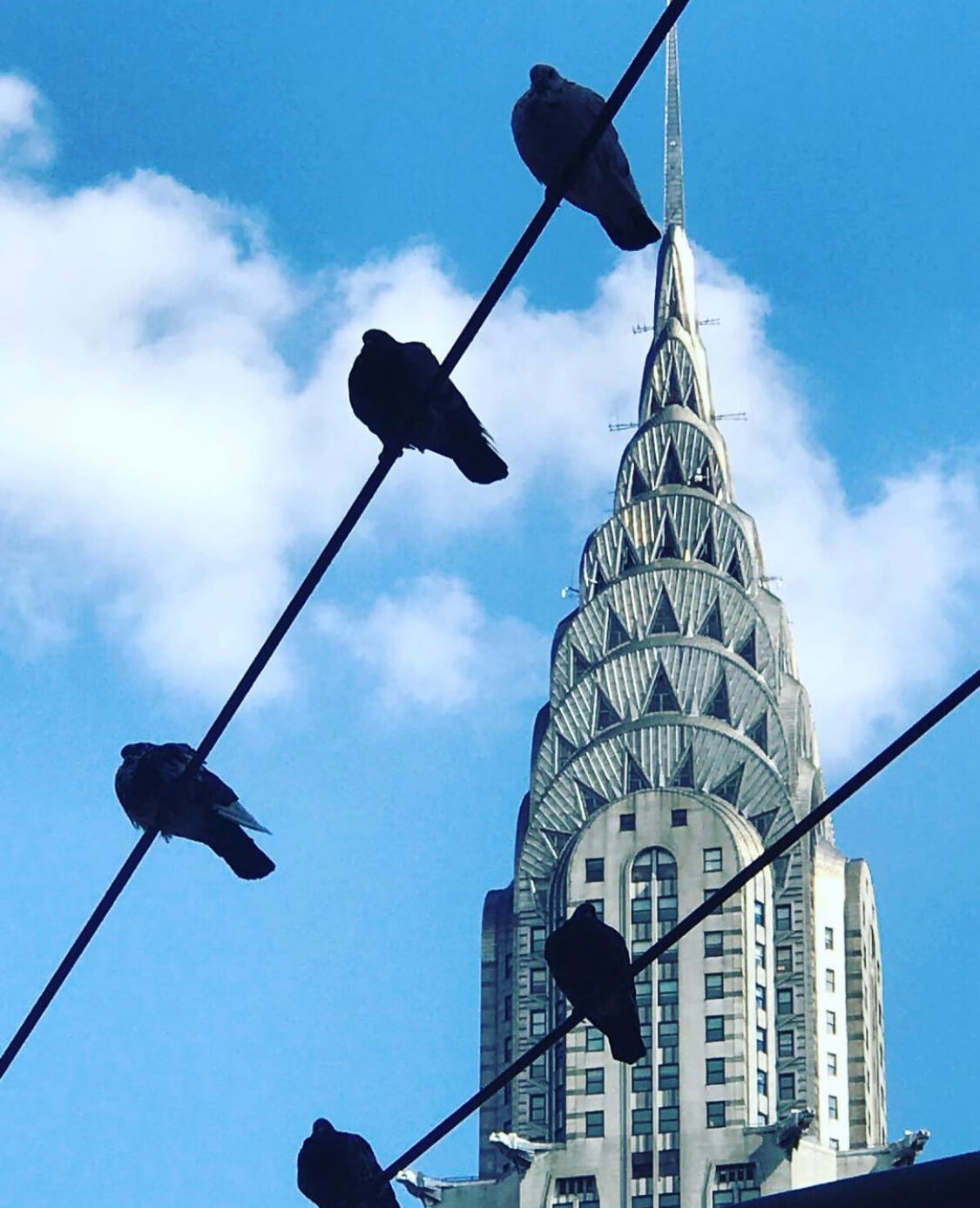 Segreti del Chrysler Building