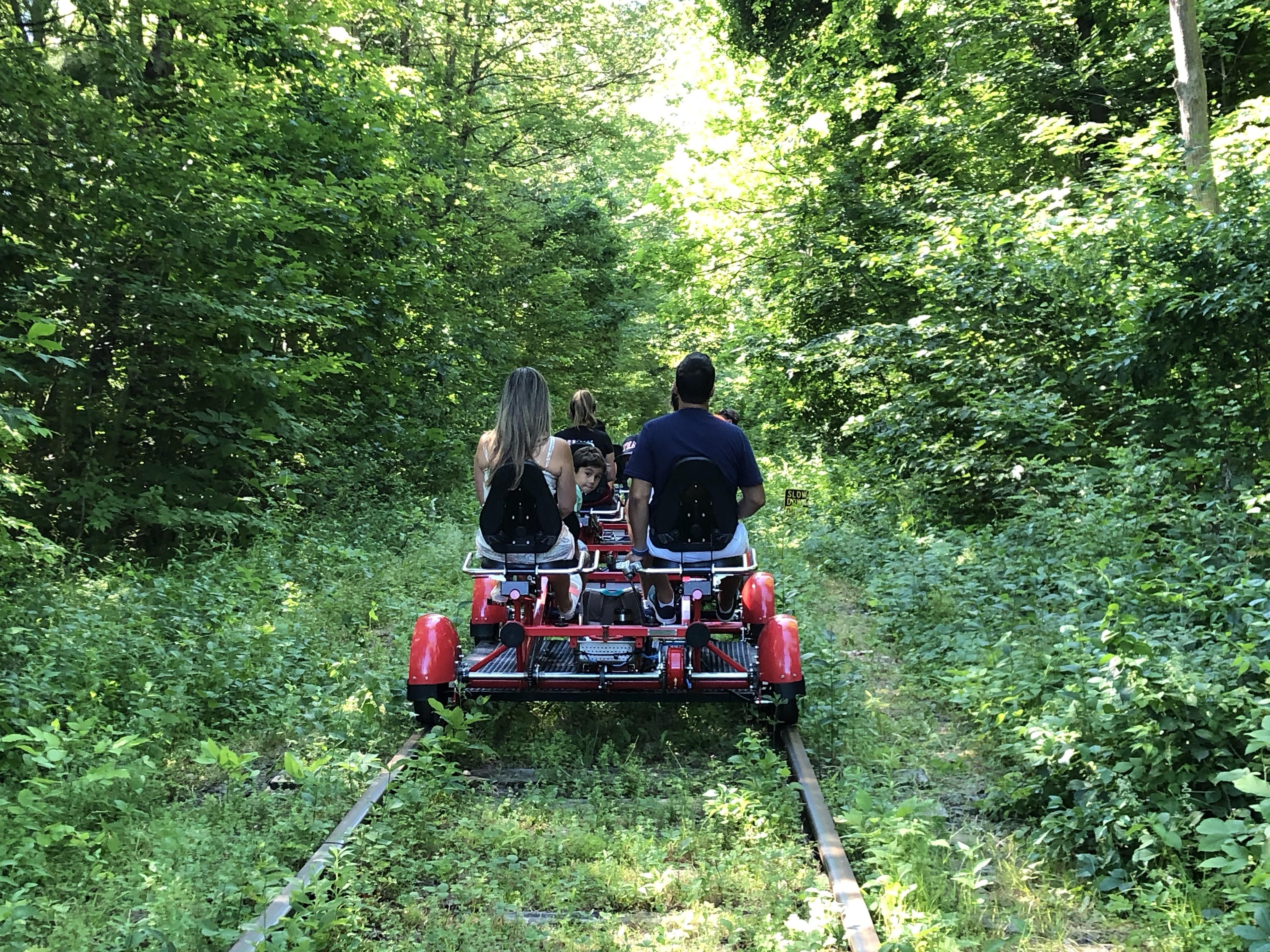 Rail Explorers USA