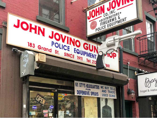 chiusure a New York dopo il coronavirus