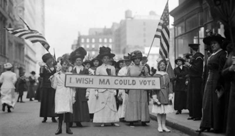 voto alle donne negli USA, xix emendamento