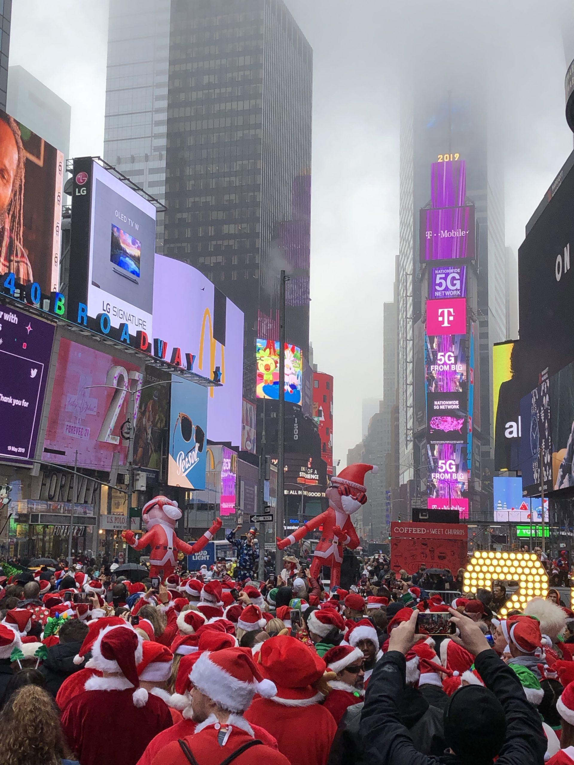Capodanno a Times Square