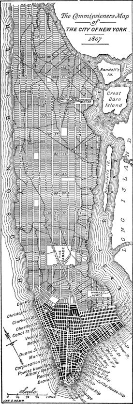 Greenwich Village a New York
