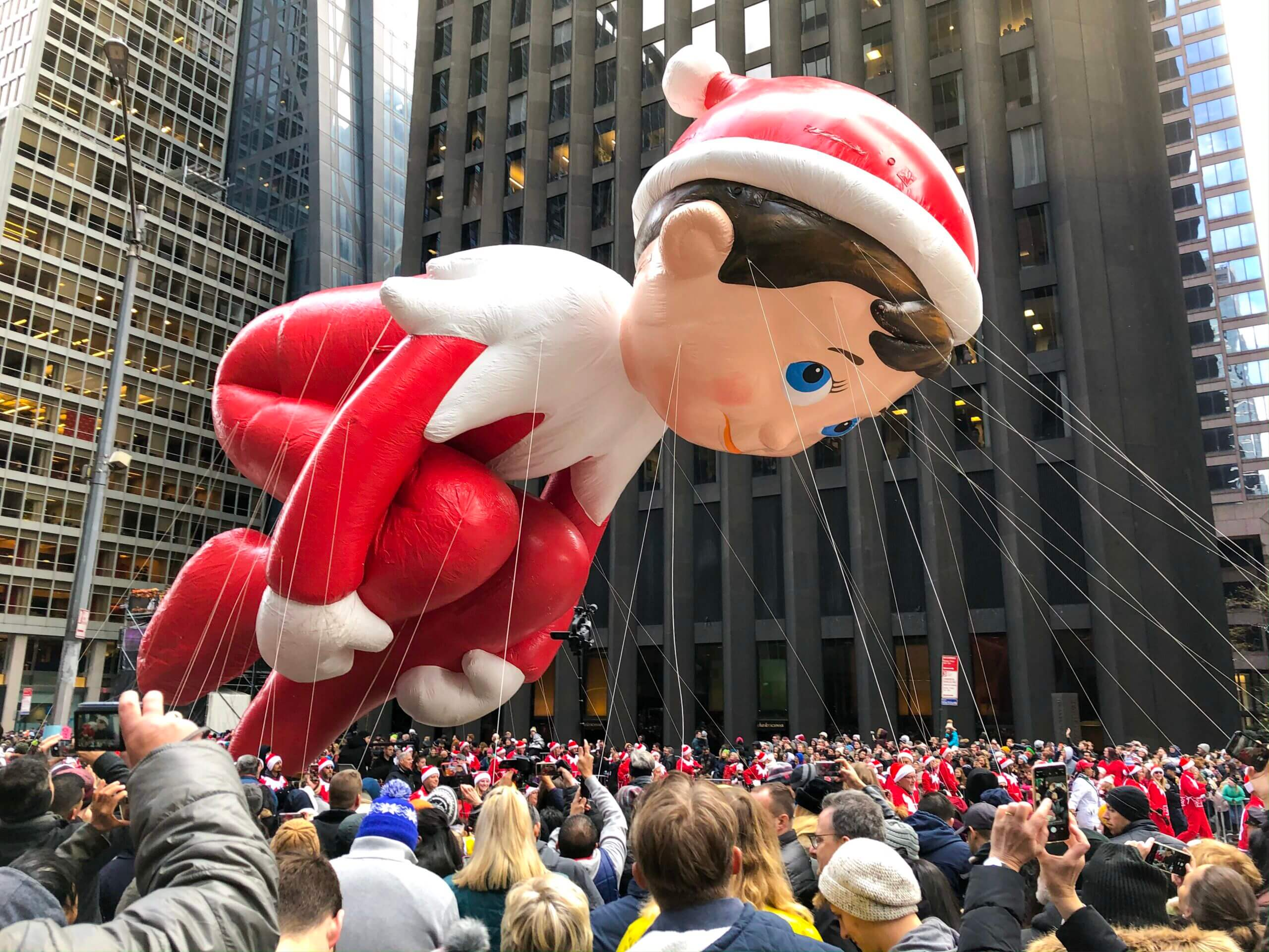 giorno del Ringraziamento a New York, Macy's Parade