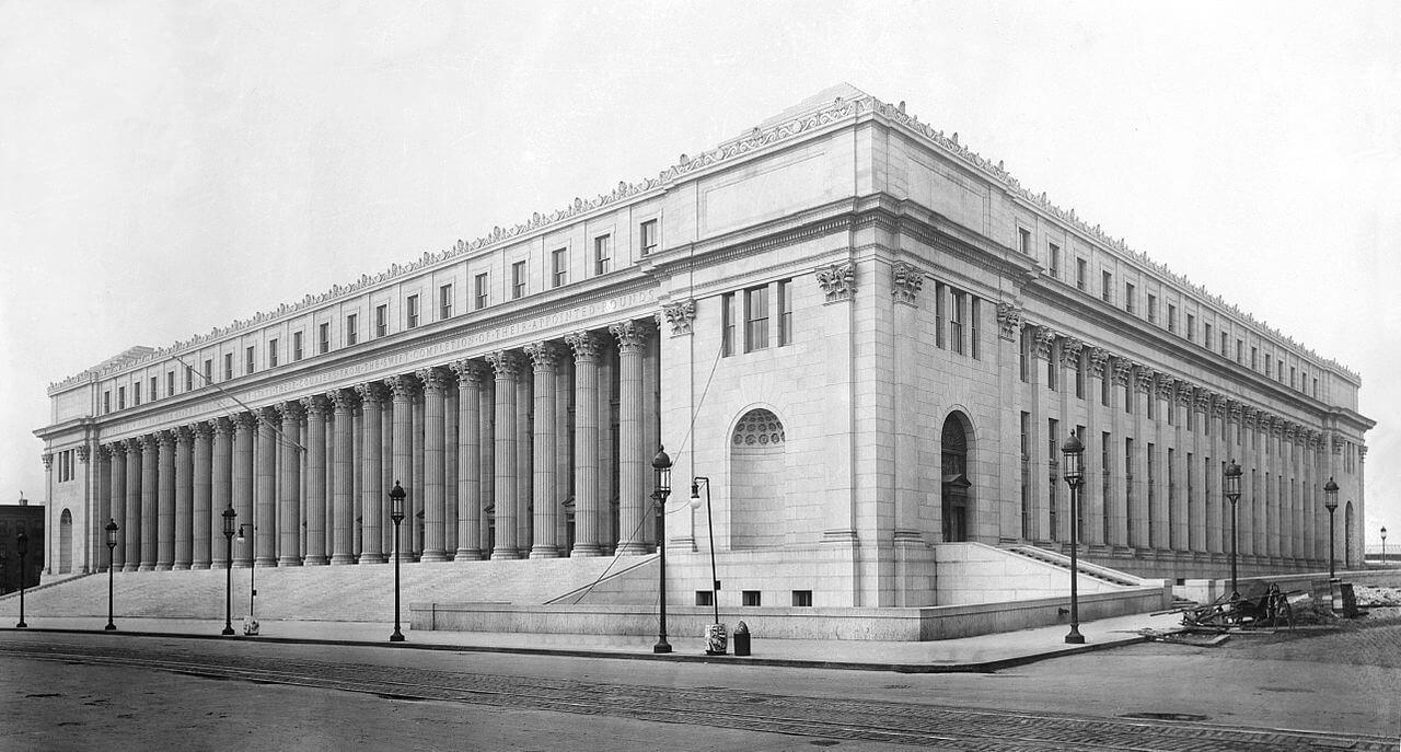 uffici postali a New York