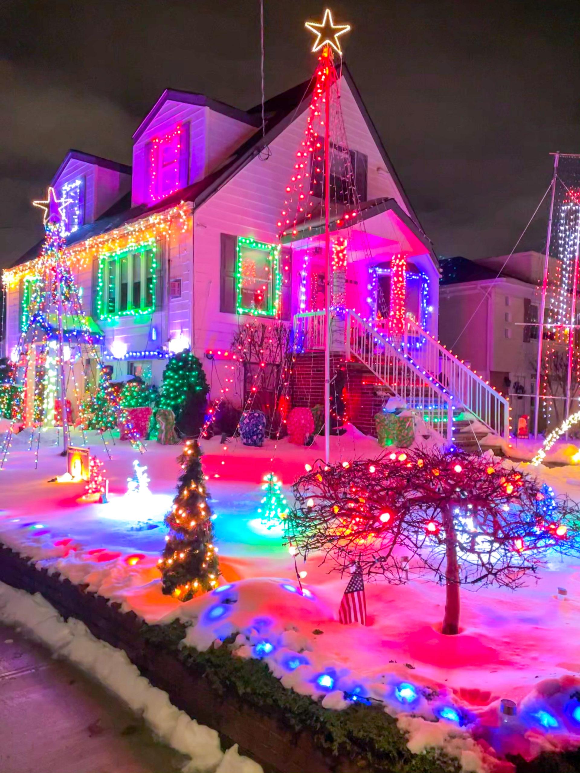 Natale a New York, Howard Beach