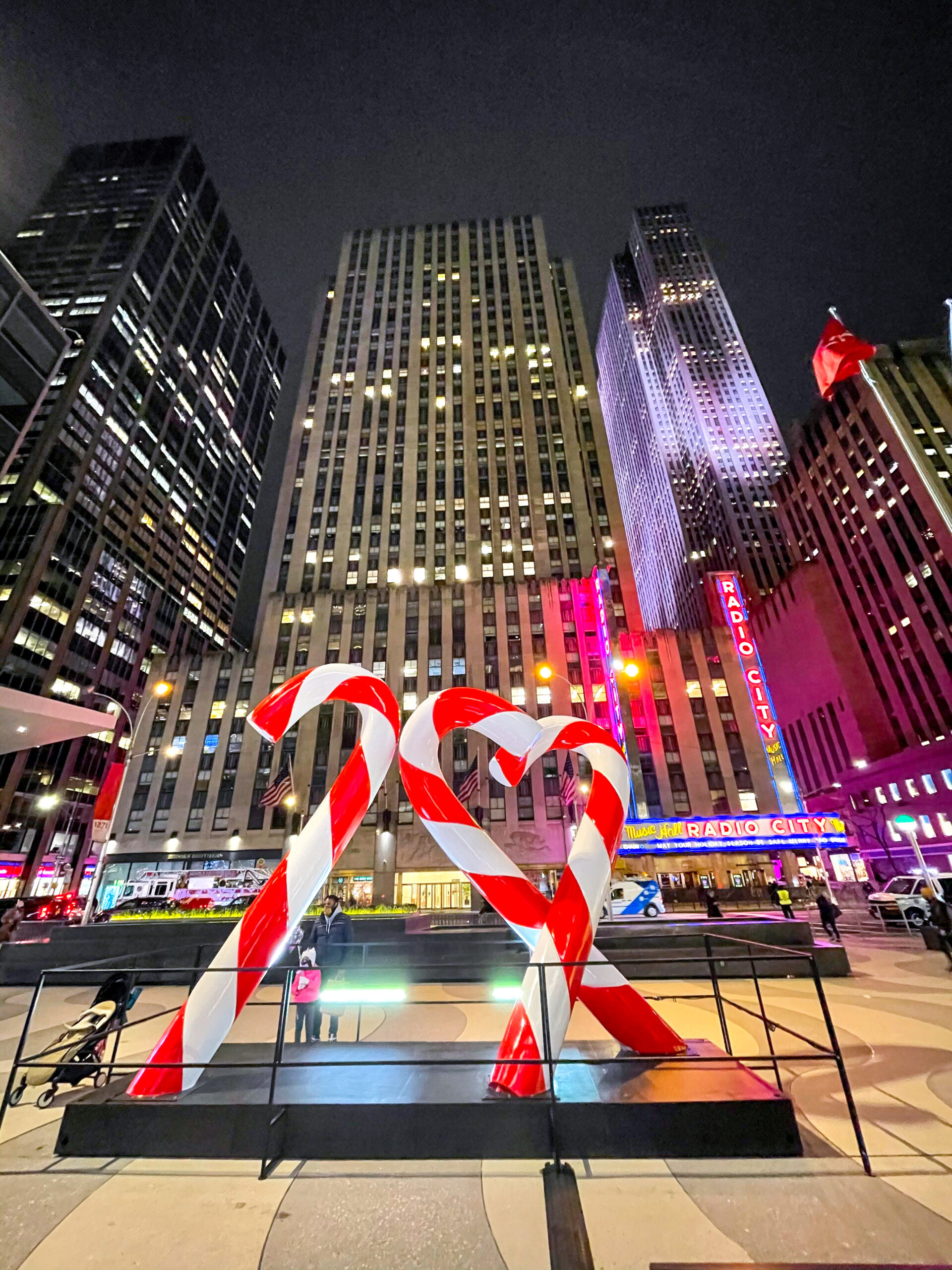 Natale a New York, Radio City Music Hall