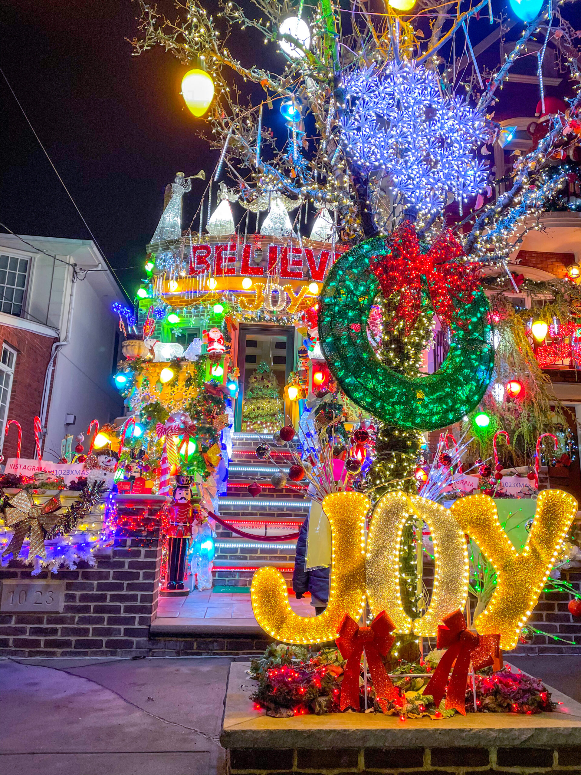 Natale a New York, Dyker Heights