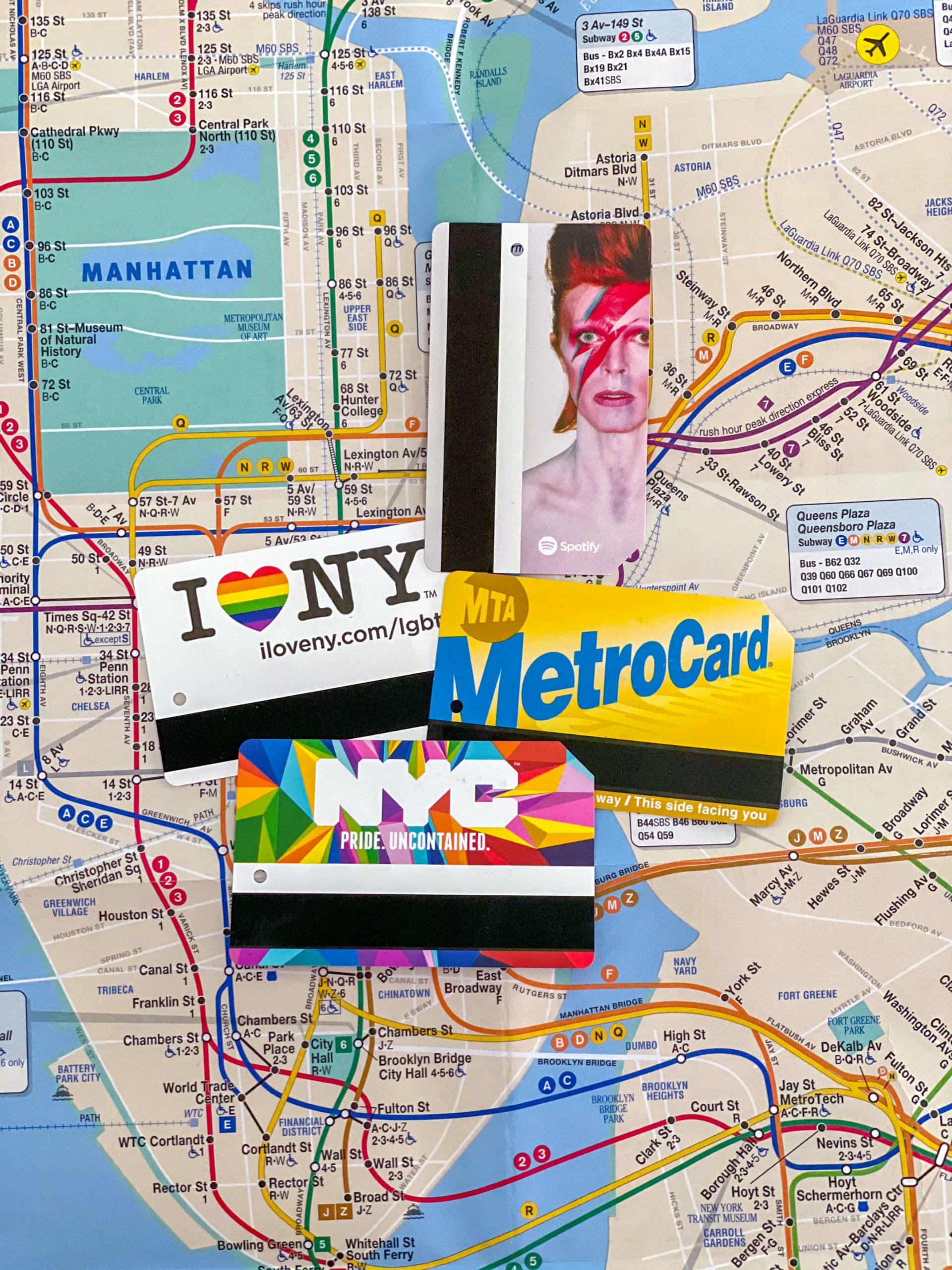 aggiornamento metro a New York
