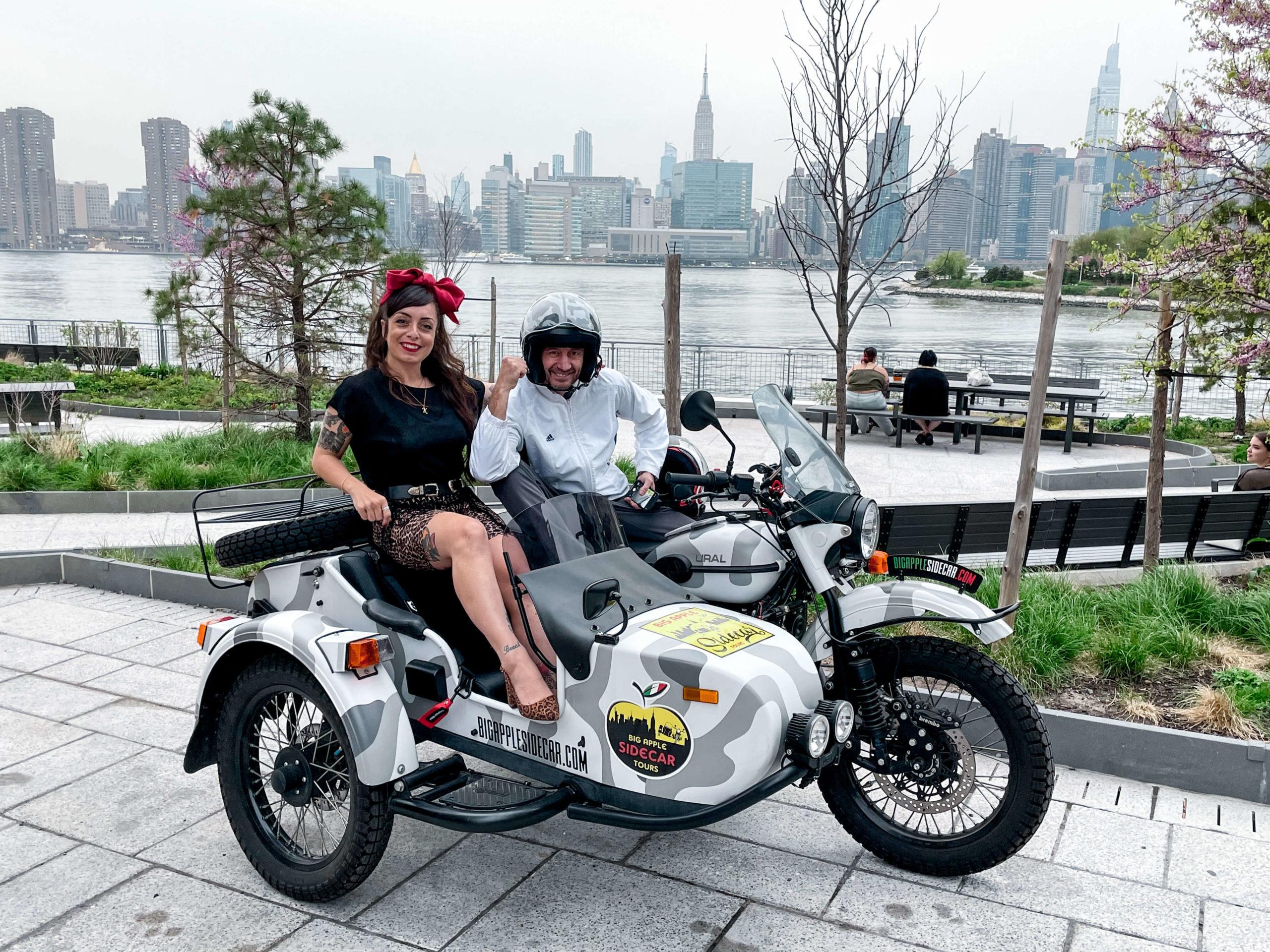 Cosa fare a New York, esperienza in Sidecar