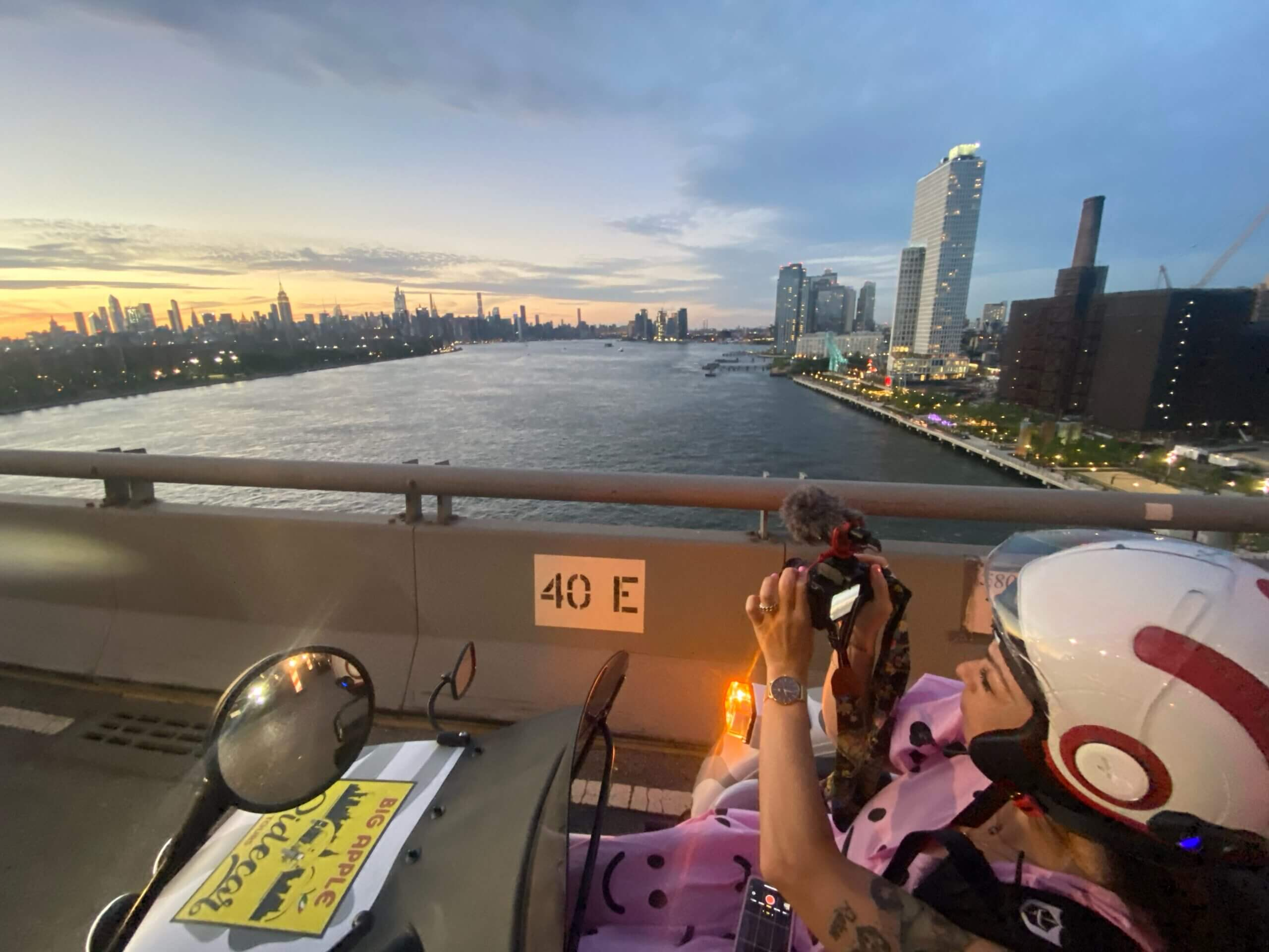 Sidecar a New York
