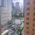 Columbus Circle vista dalla Kaplan