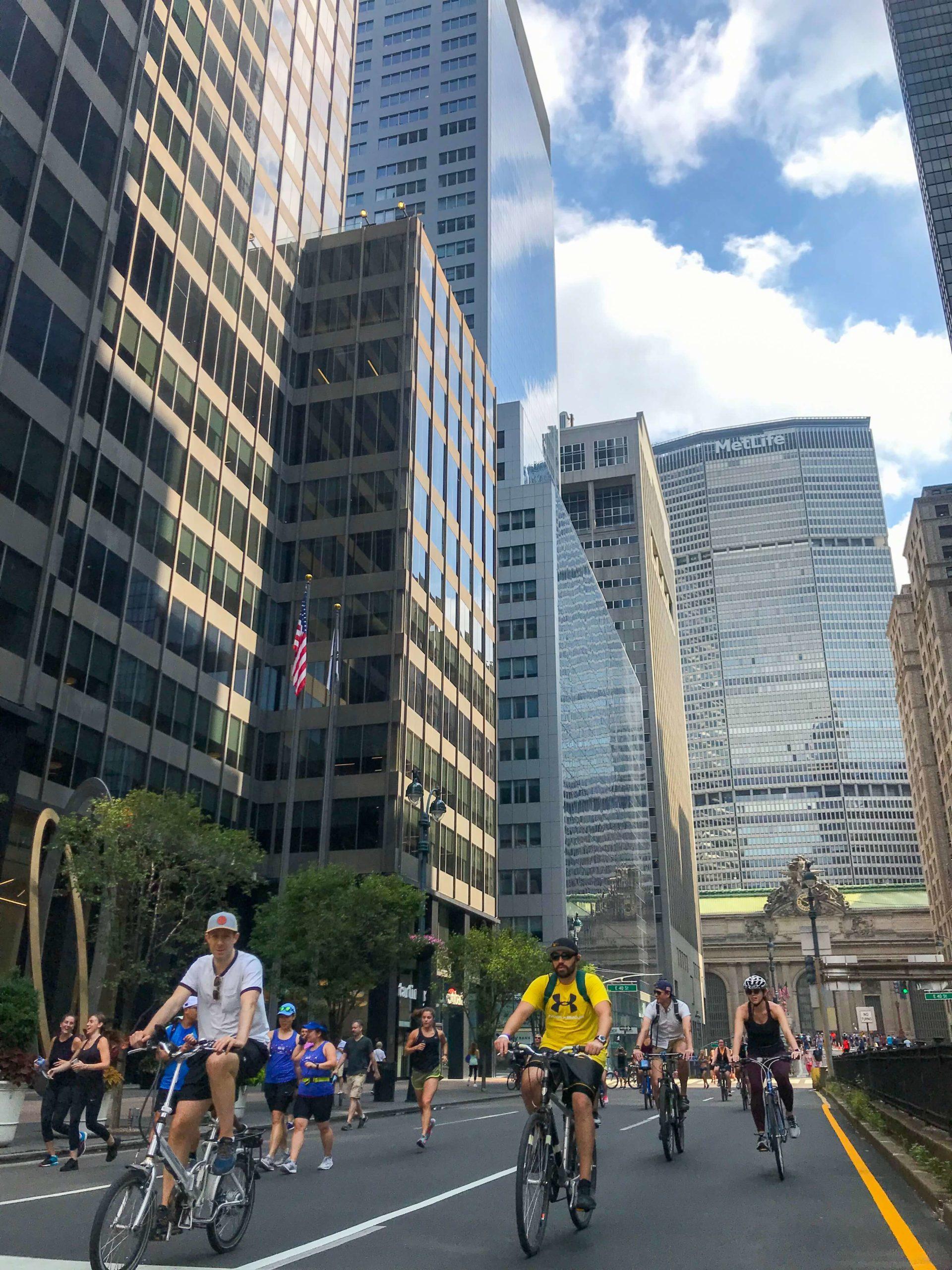 Cosa fare a New york ad Agosto Summer Street