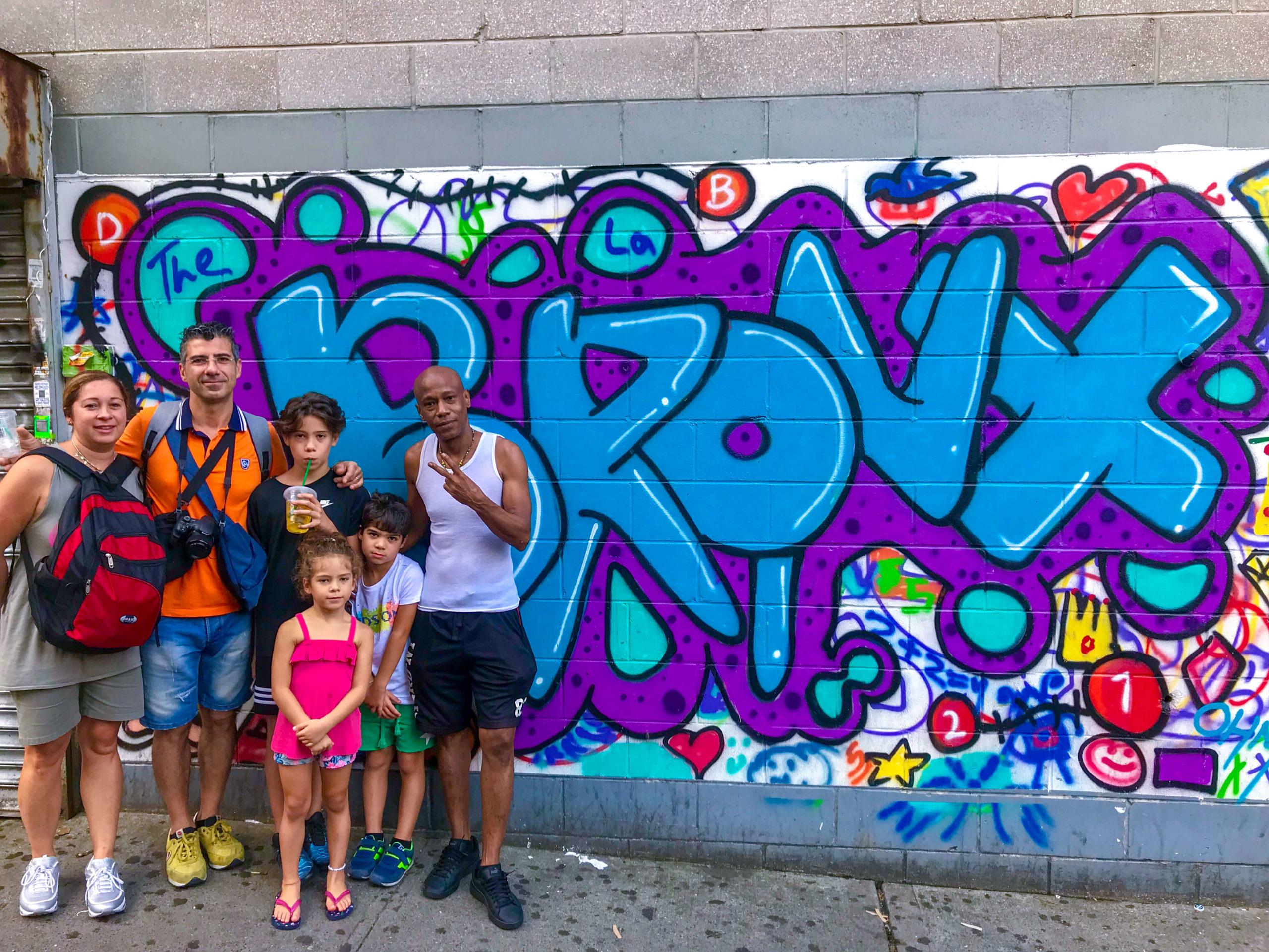 Hip Hop a New York Bronx