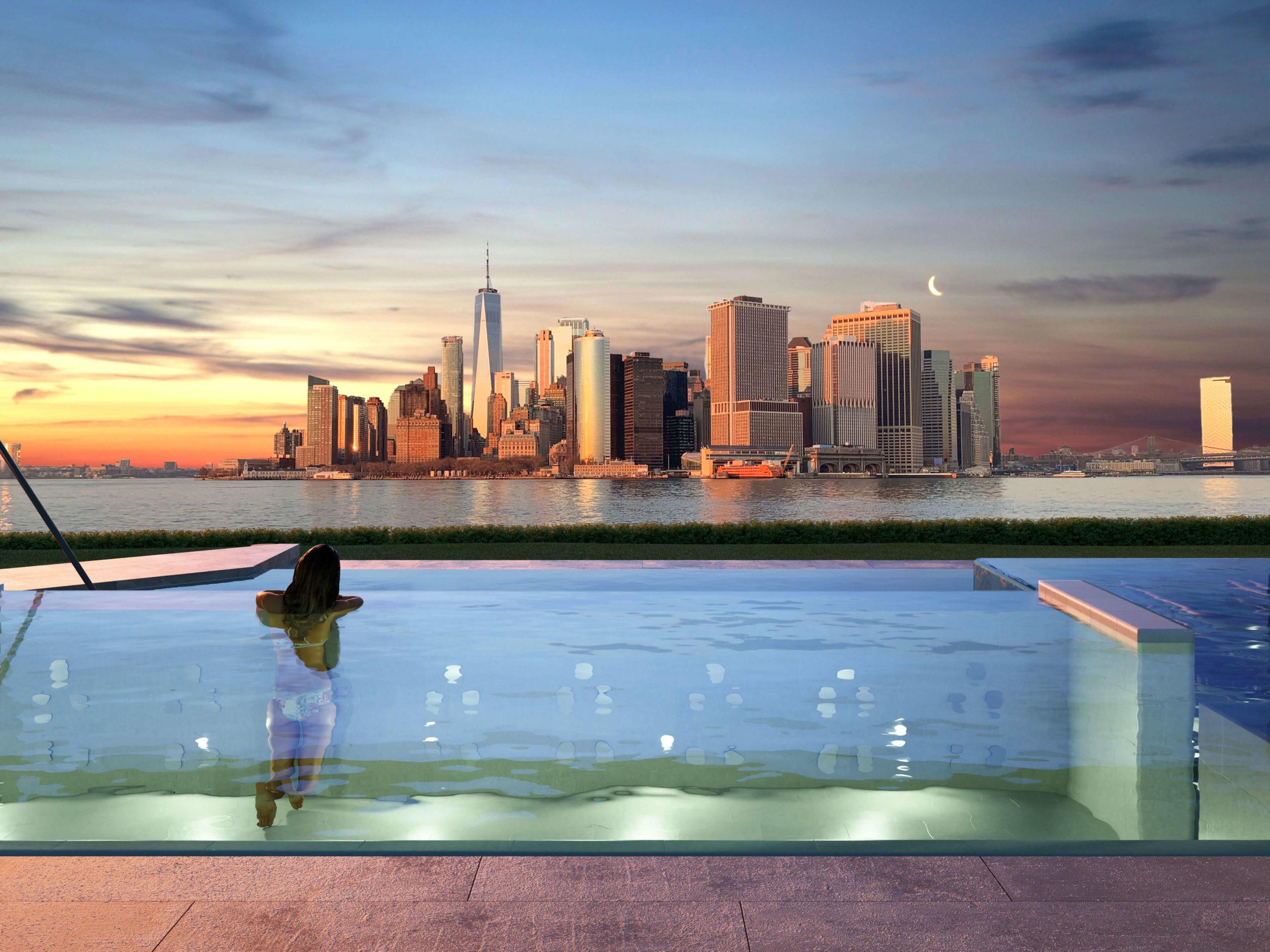 Nuove aperture a New York: la prima location di QC Terme a Governors Island