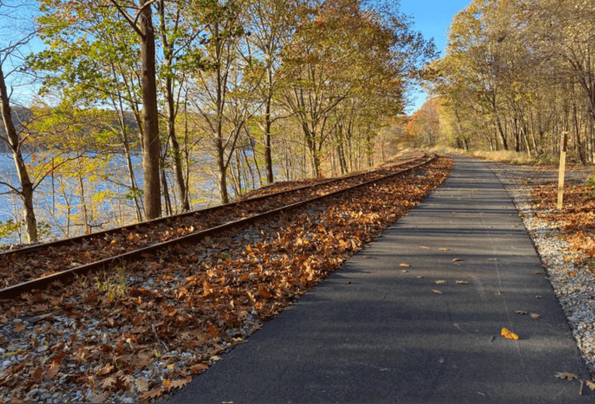 New York in Bicicletta Empire State Trail